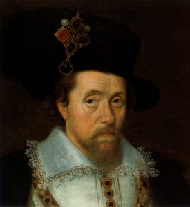 The State Visit of James I to Warwick in 1617: a re-evaluation @ Lapworth Village Hall
