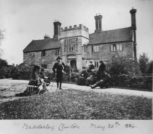 The Wandering Butler and the Little Maids: Servant life at Baddesley Clinton 1870-1923 @ Lapworth Village Hall