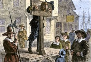 From the Pillory to the Prison Cell @ Lapworth Village Hall