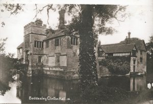 60 Years of Change - Working Life @ Baddesley Clinton @ Zoom talk