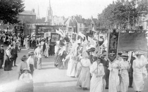Women's Suffragette Movement in Warwickshire @ Lapworth Village Hall
