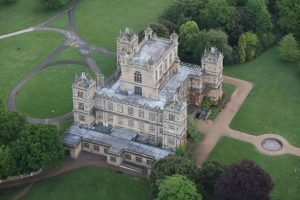 Visit to Wollaton Hall and Newstead Abbey